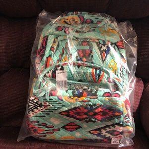 Vera Bradley Large Backpack Pueblo